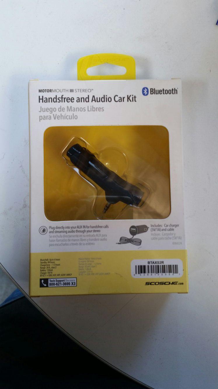 Hands Free & Audio Kit!!!
