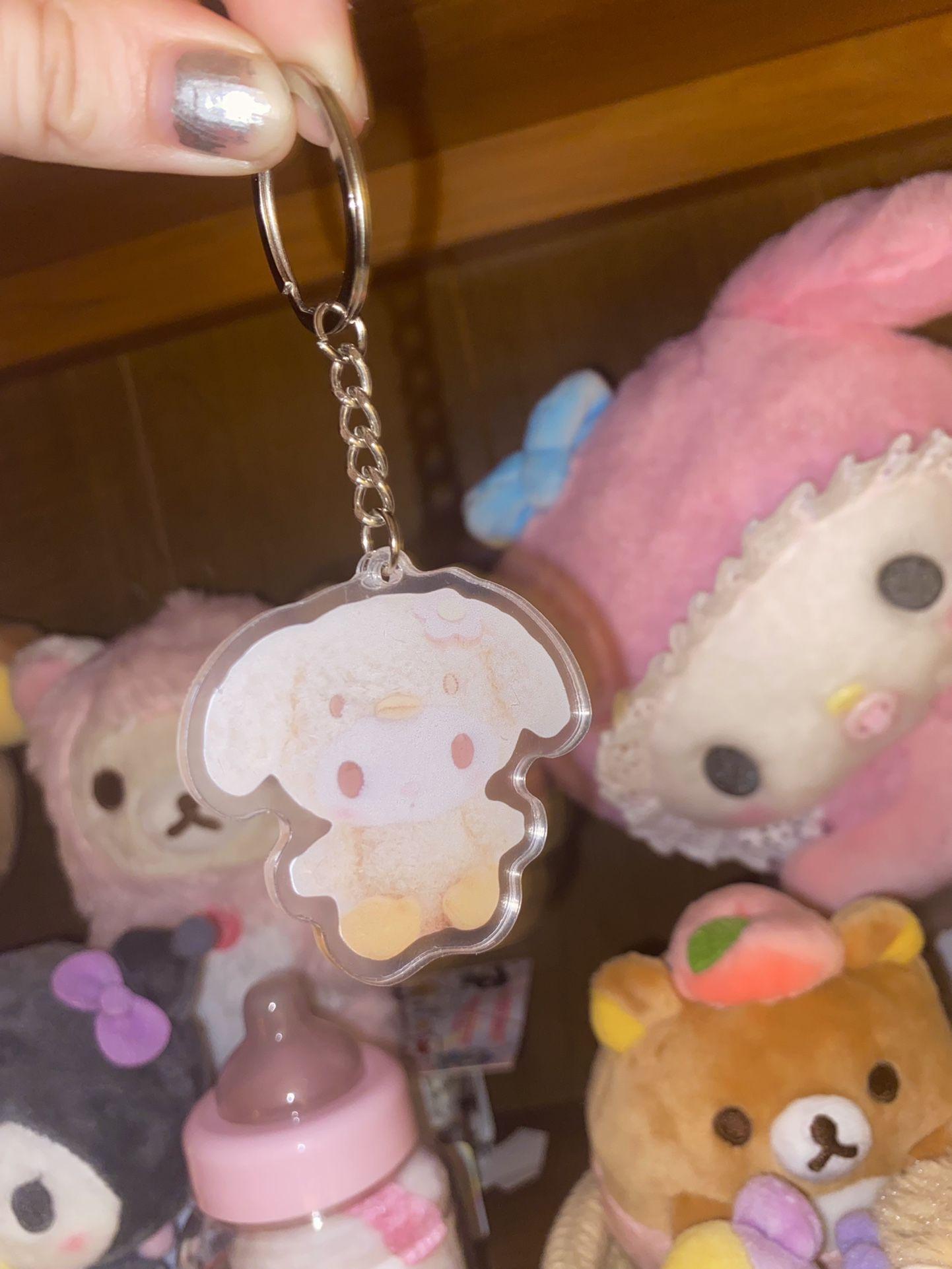 Sanrio My Melody Keychain!