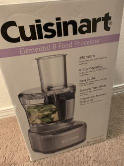 Cuisinart, Elemental 8 food processor Thumbnail