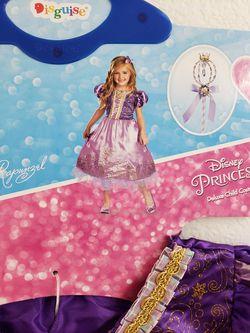 Rapunzel Costume Thumbnail