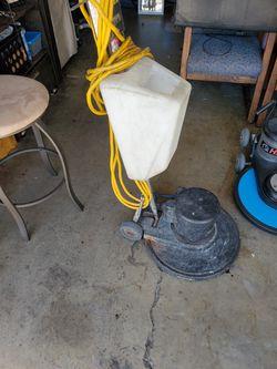 Floor Scrubber  Thumbnail