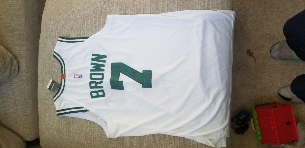 Jaylen Brown Celtics Jersey