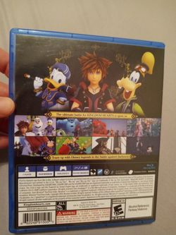 Kingdom Hearts 3 Ps4 Thumbnail