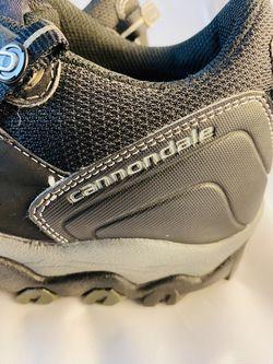 Cannondale Mountain Bike MTB Cycling Shoes Mens US 12 M Blue 2 Bolt Lace U Thumbnail