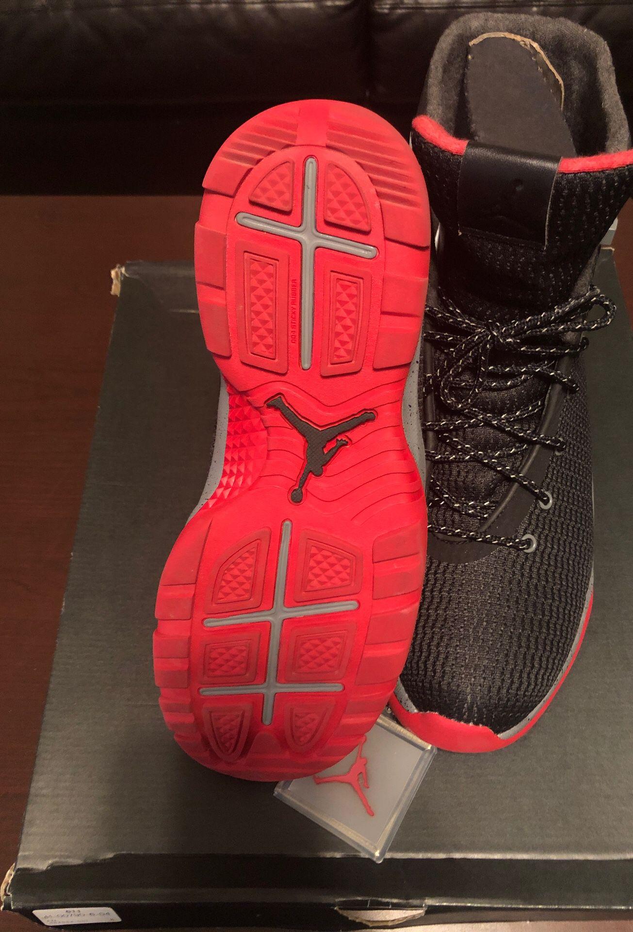 Jordan's Future Boots