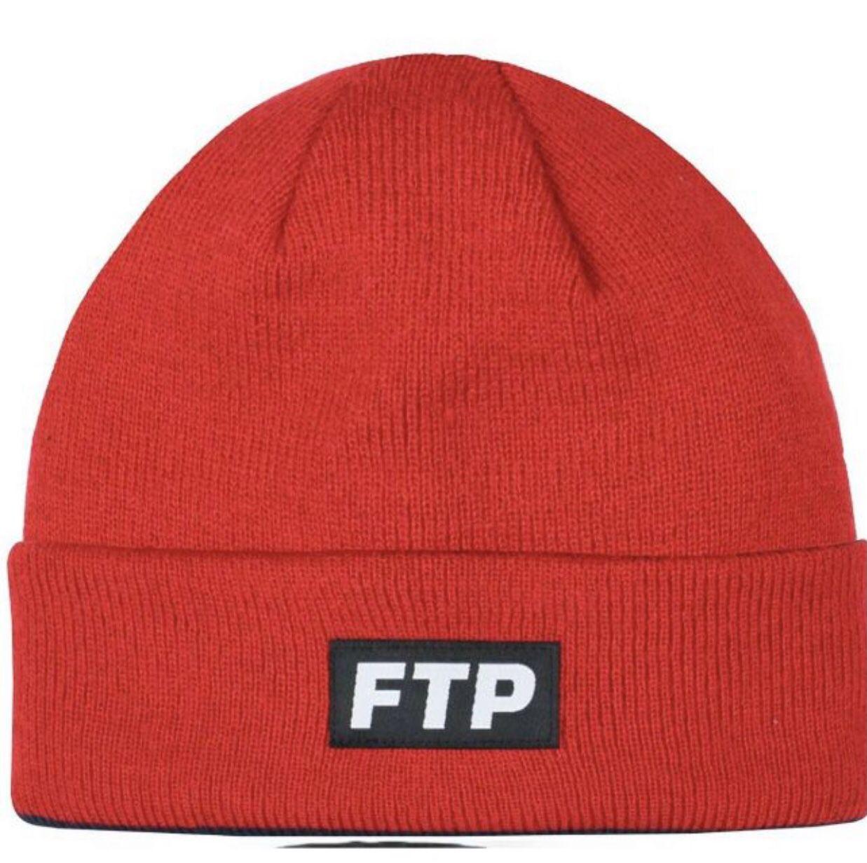 Ftp Reversible Beanie