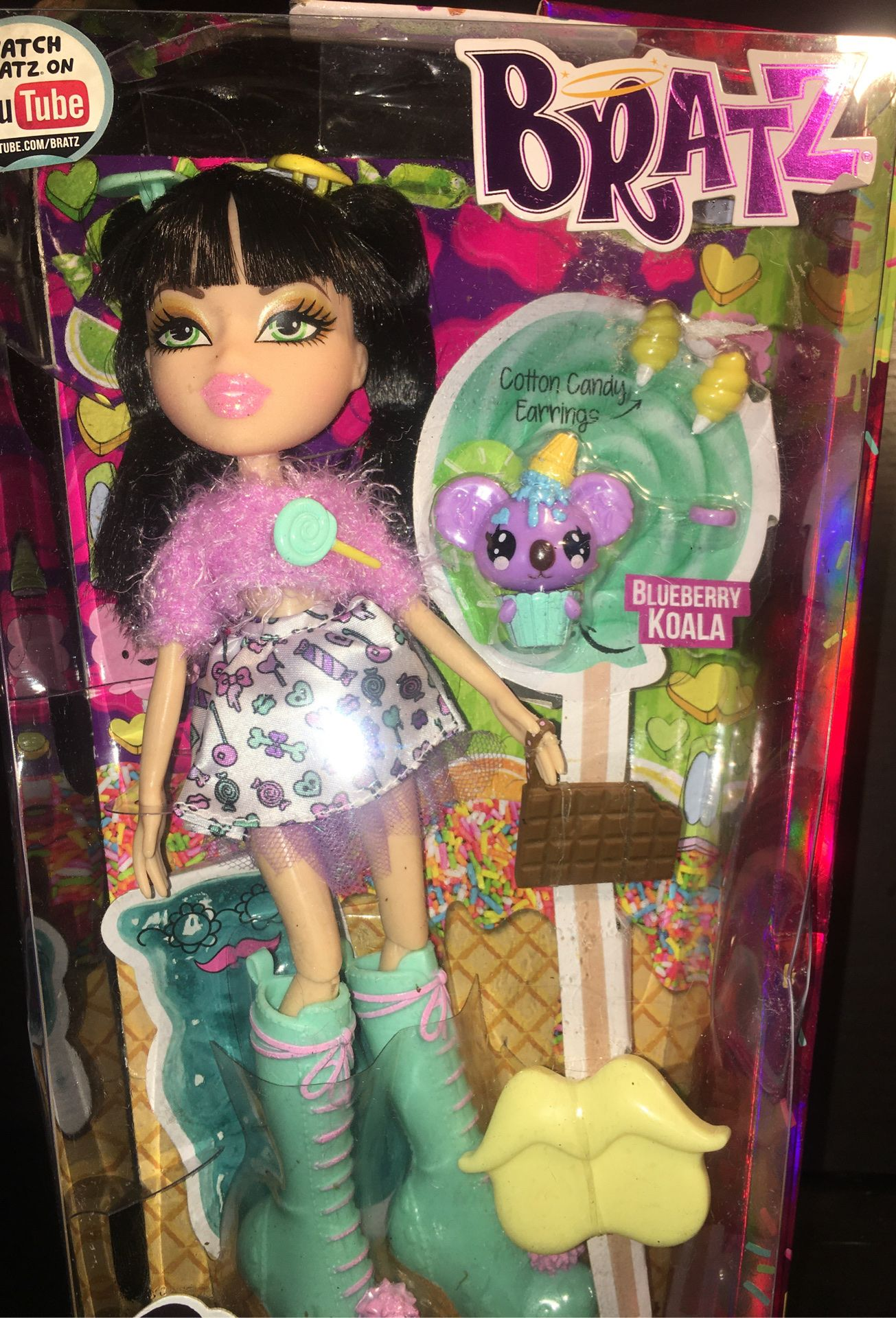 Bratz Sweet Style Special Edition Jade Doll