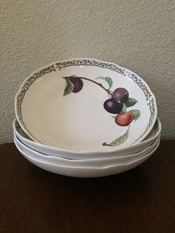 Royal OrchRd by Noritake Cereal Bowl & Fruit Bowl Thumbnail