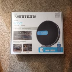 Kenmore Smart Robot Vacuum Cleaner Thumbnail