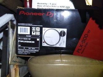 Dj equipment brand new never used Thumbnail