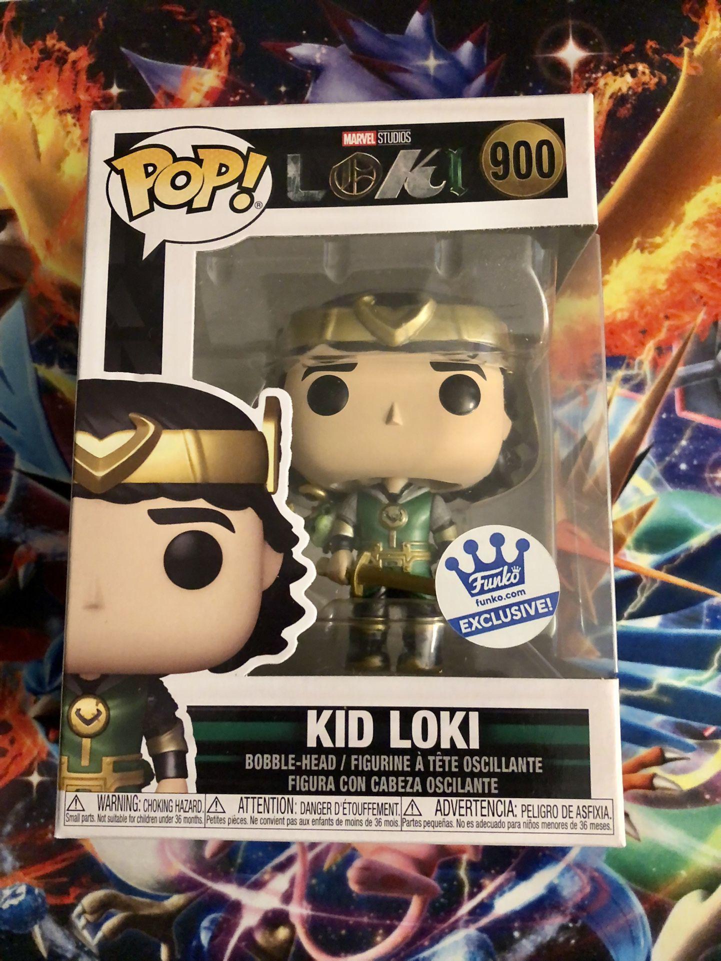 Funko Pop Kid Loki