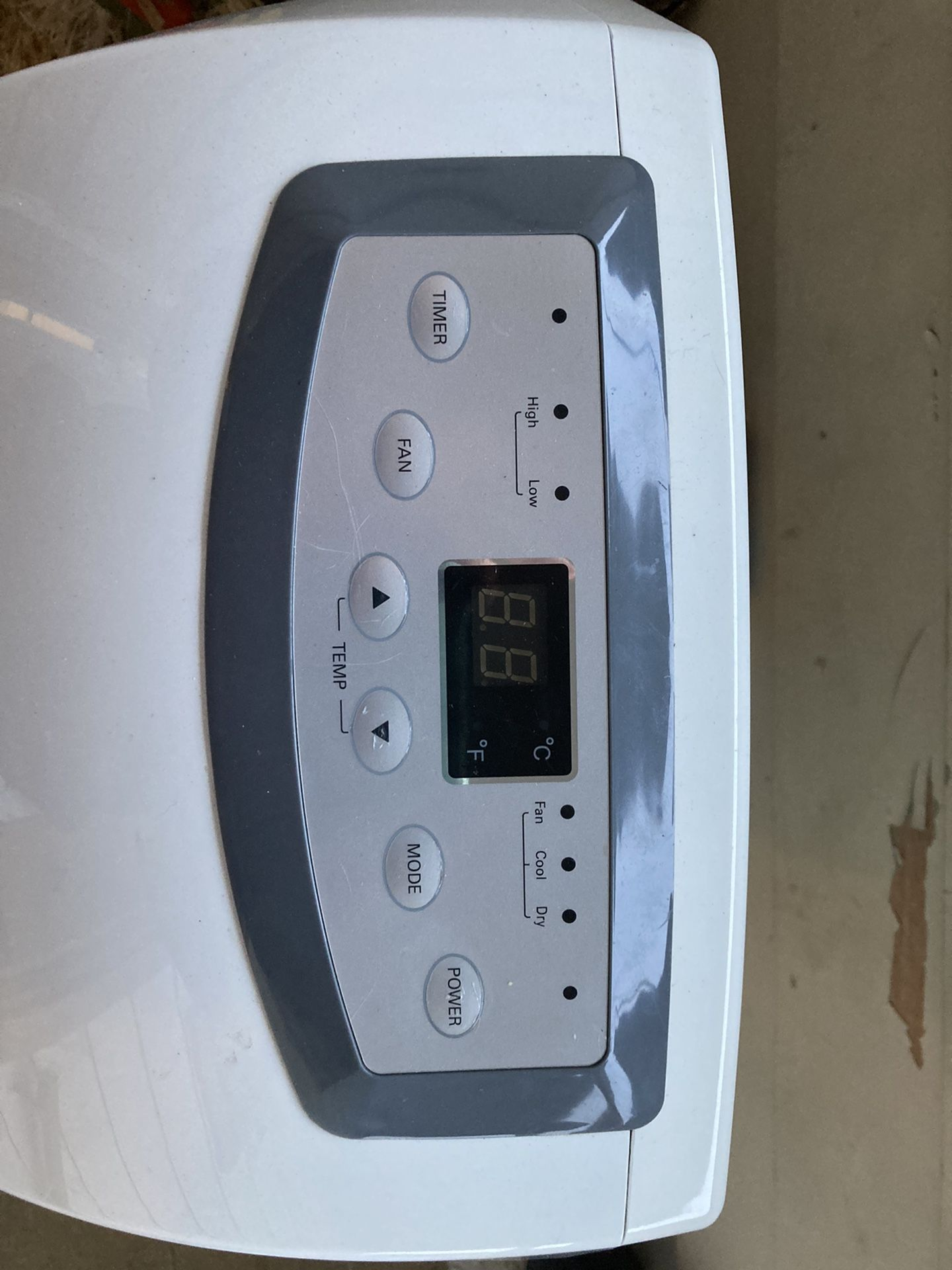 LG Portable Air Condioner