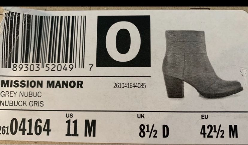 Clarks Mission Manor Ankle Boot