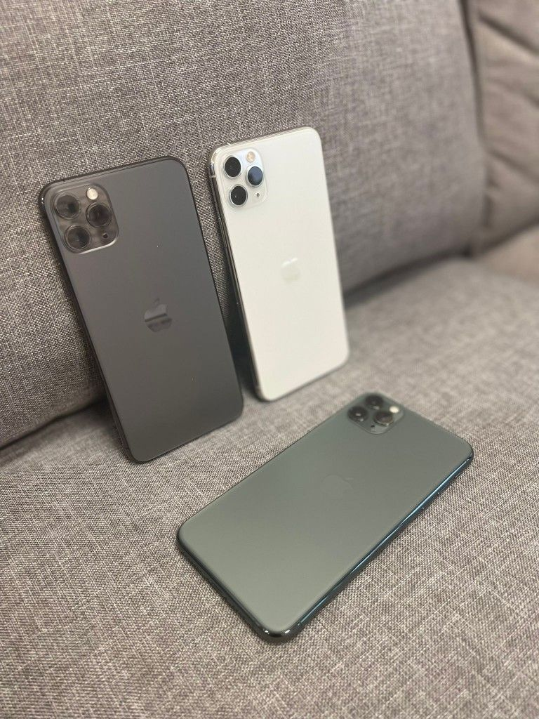 Apple IPhone 11 Pro Max Unlocked For All Carrier