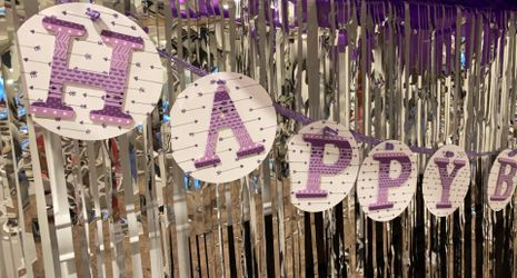 Purple Butterfly Decorations Thumbnail
