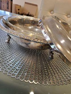 Pyrex Stainless steel casserole cookware Thumbnail