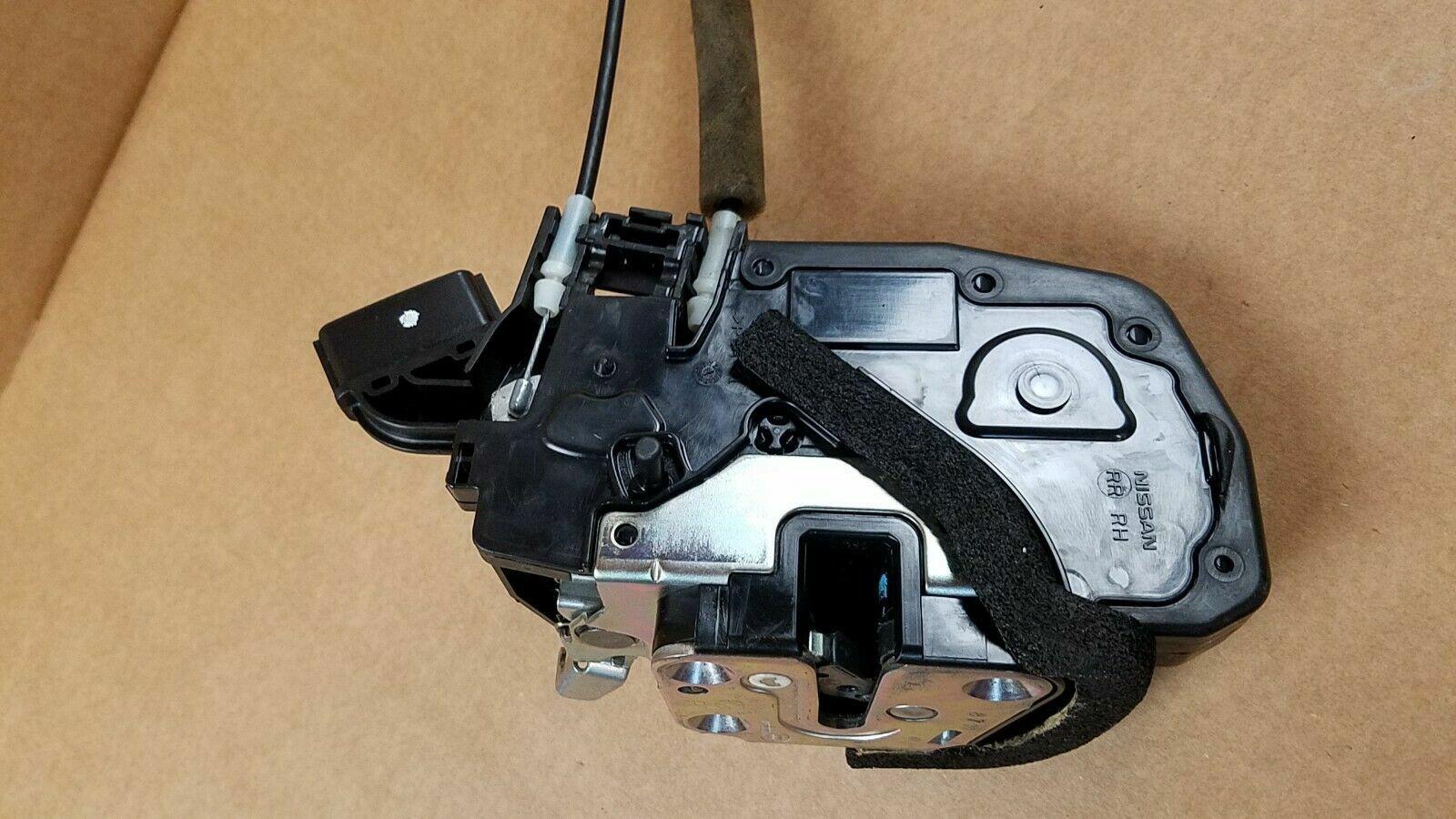 OEM 09-17 INFINITI FX35 FX50 QX70 REAR RIGHT SIDE DOOR LOCK LATCH ACTUATOR