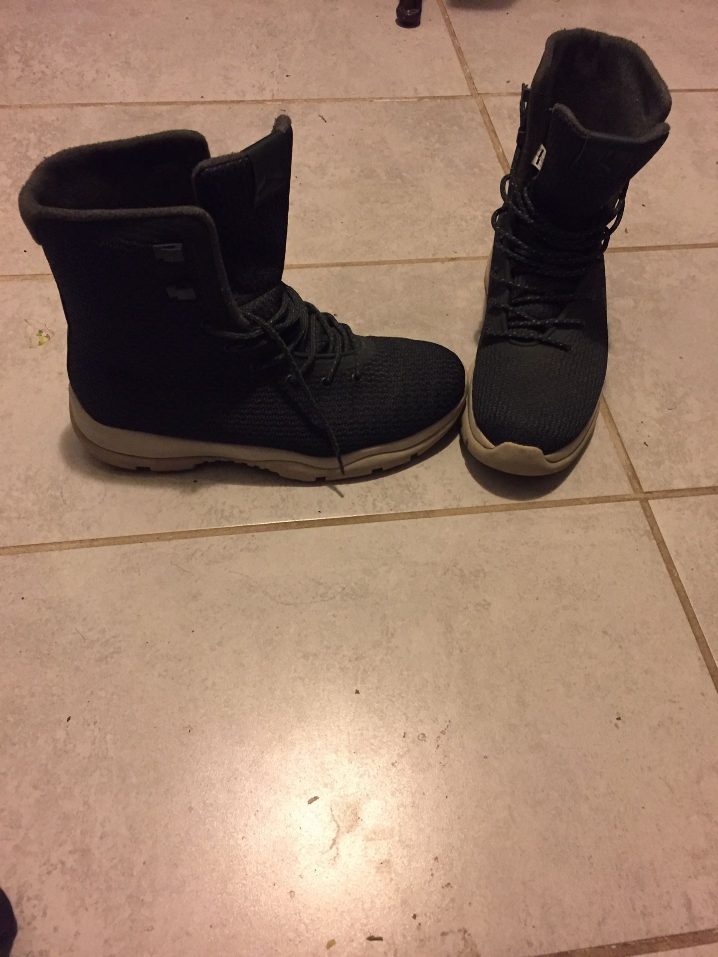 Jordan boots 11.5