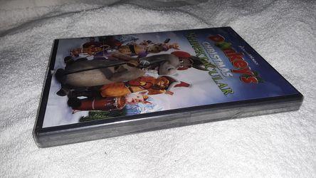Shrek donkey Christmas dvd Thumbnail