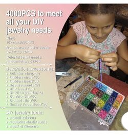 Clay Beadsfor Jewelry Making Thumbnail
