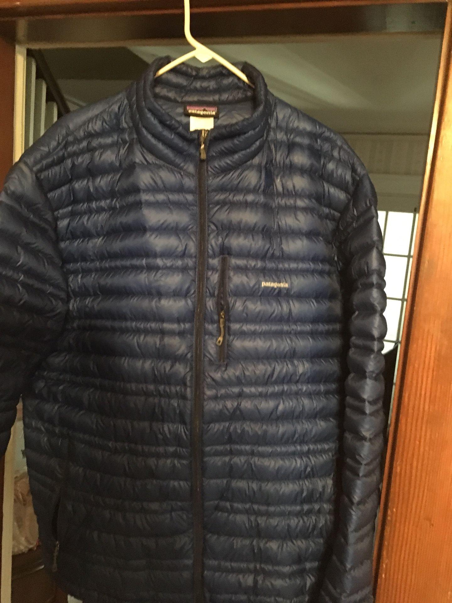 Mens Patagonia ultralight down jacket xxl