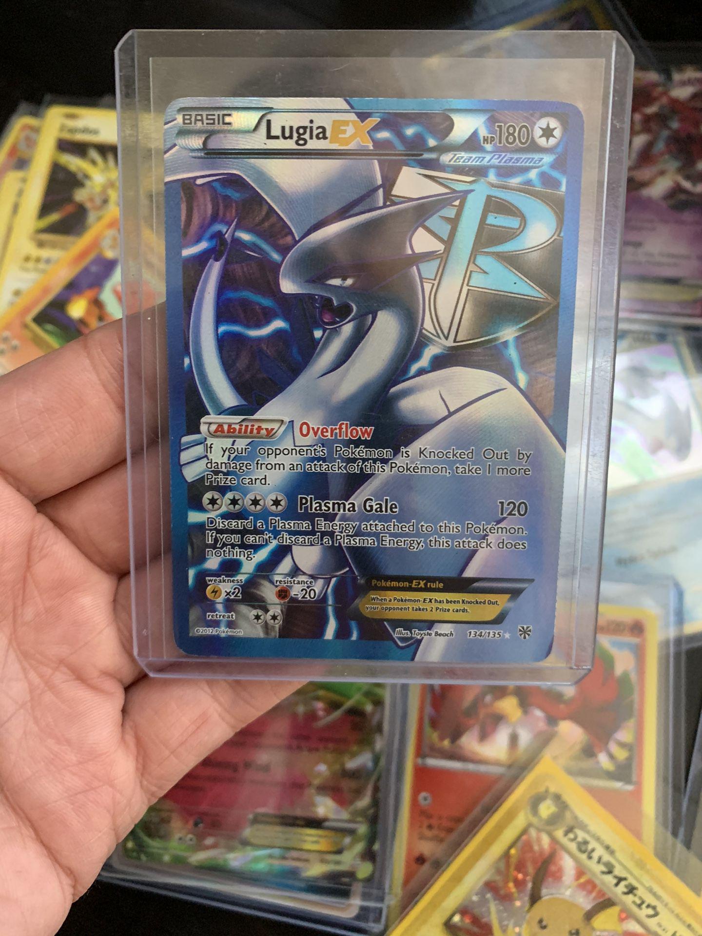 Pokemon Card Lot - Holos, 1st Editions, GX, EX, Secret Rare, Full Art