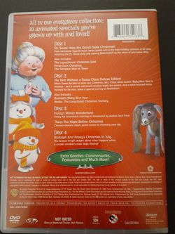 10 Classic CHRISTMAS Favorites (DVD) Thumbnail