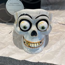 Halloween Decoration Skeleton Head Thumbnail