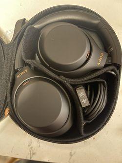 NEW SONY M4 NOISE CANCELLING HEADPHONES  Thumbnail