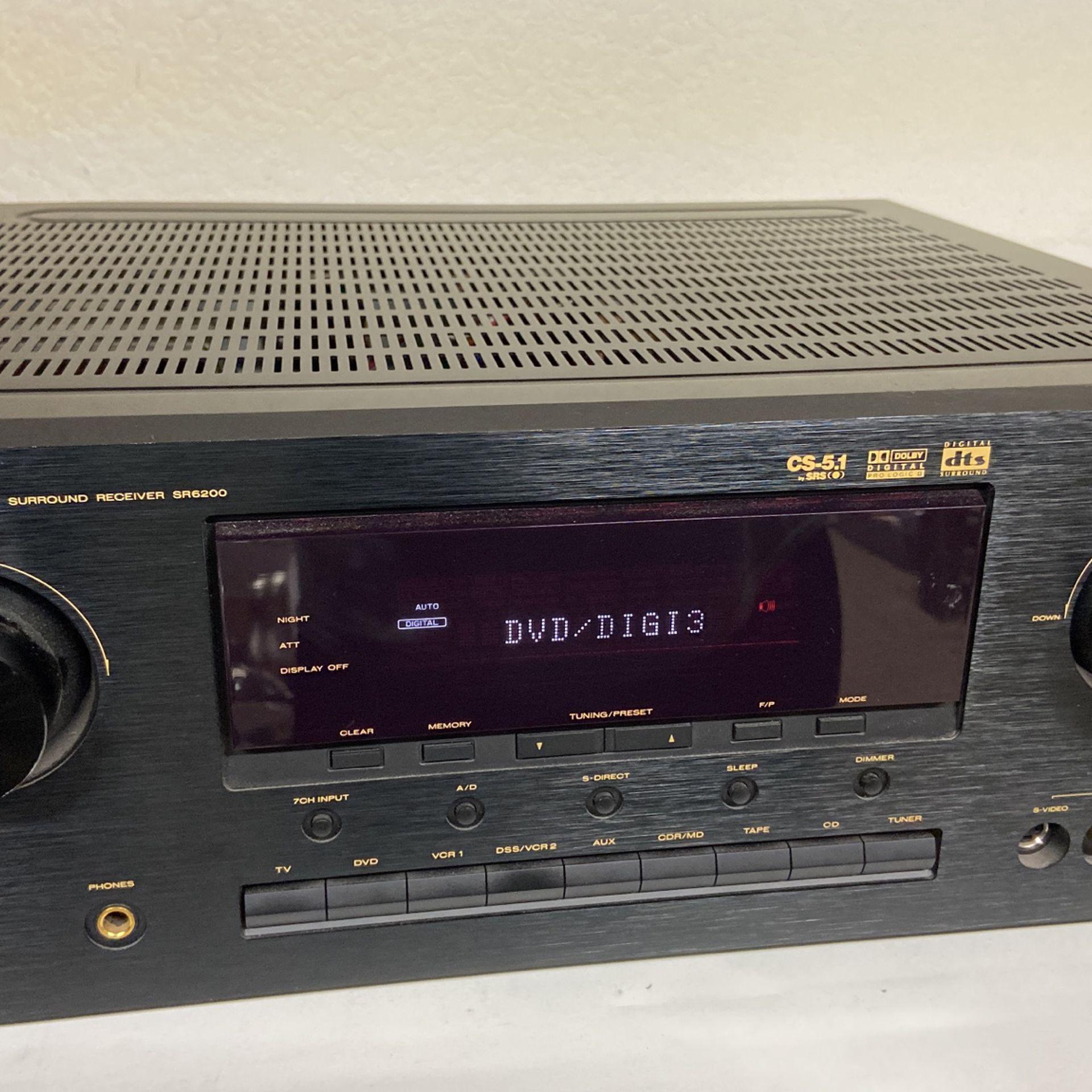 Marantz Amplifier SR6200