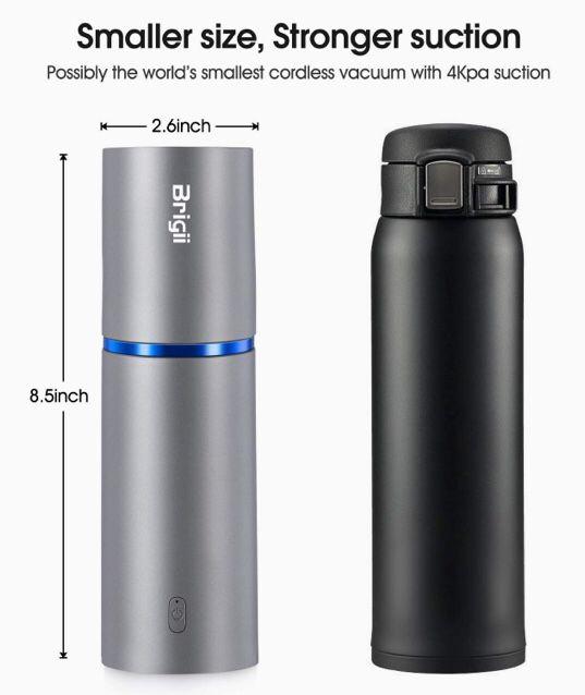 Mini Vacuum T120 Pro