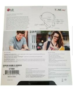Wireless Bluetooth Audio Headset Thumbnail