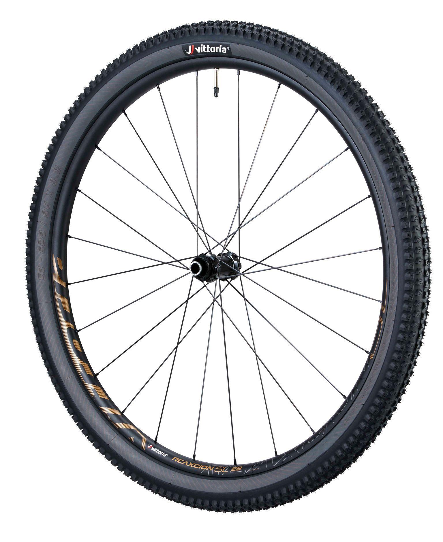 Vittoria Gato II G+ TNT 27.5 x 2.2 Cross Country MTB Tire Tubeless Folding 760g