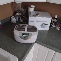 NEW!!! Ukoke 2.5 Liter Ultrasonic Cleaner  $80 at WM $65 Here Thumbnail