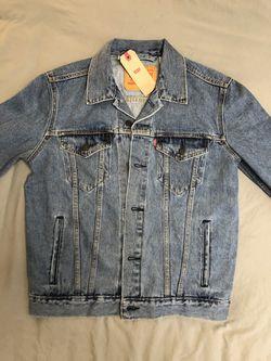 Jean jacket Levi's brand new never worn Thumbnail