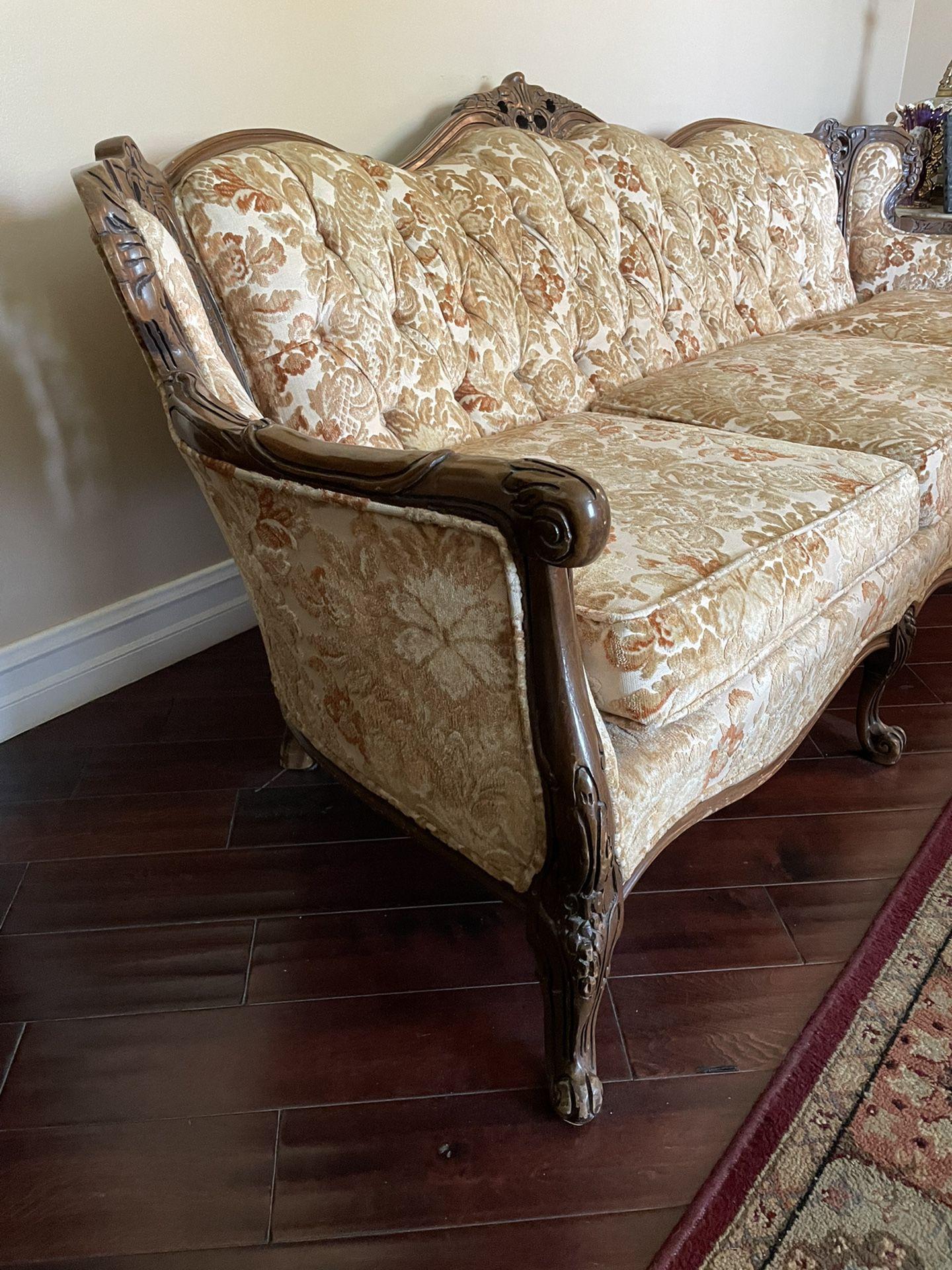 Vintage  Antique Furniture Set