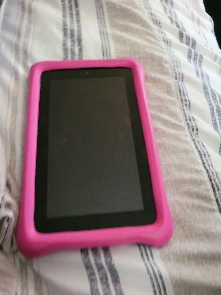 Amazon Freetime Tablet