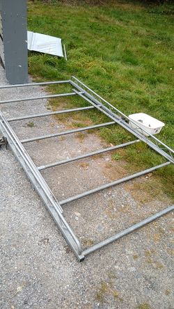 Ford Transit connect lumber and ladder rack Thumbnail