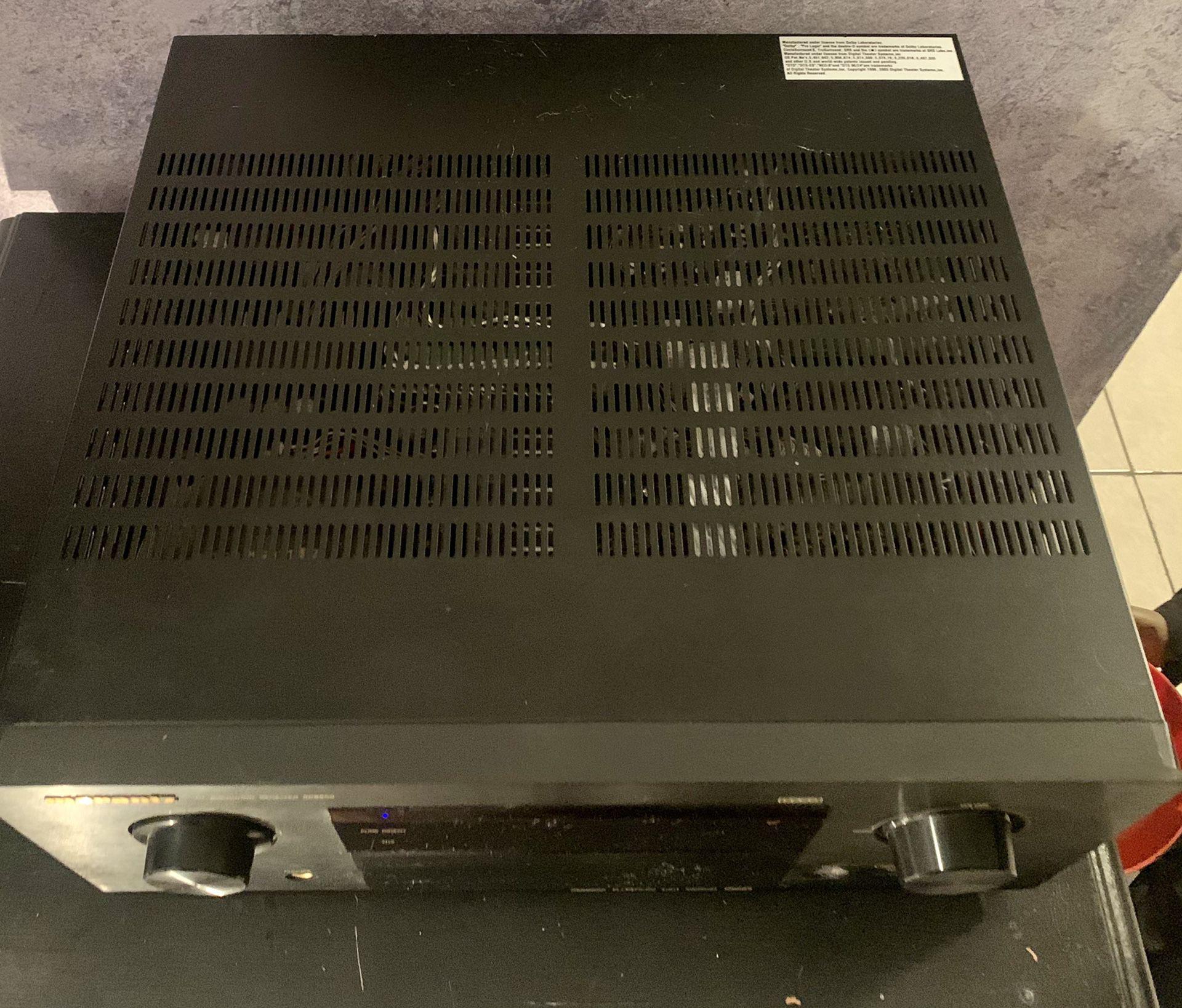 Marantz SR850O Pro Home Theater Receiver