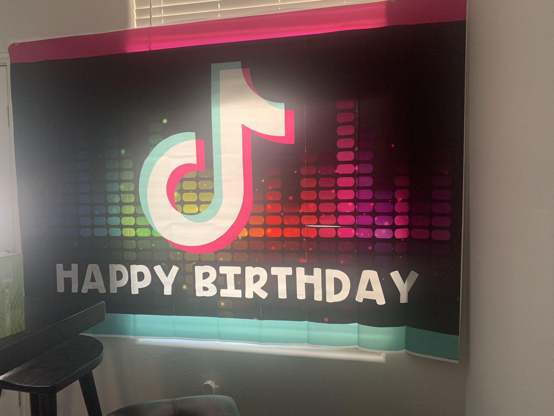 TIK TOK birthday party bundle