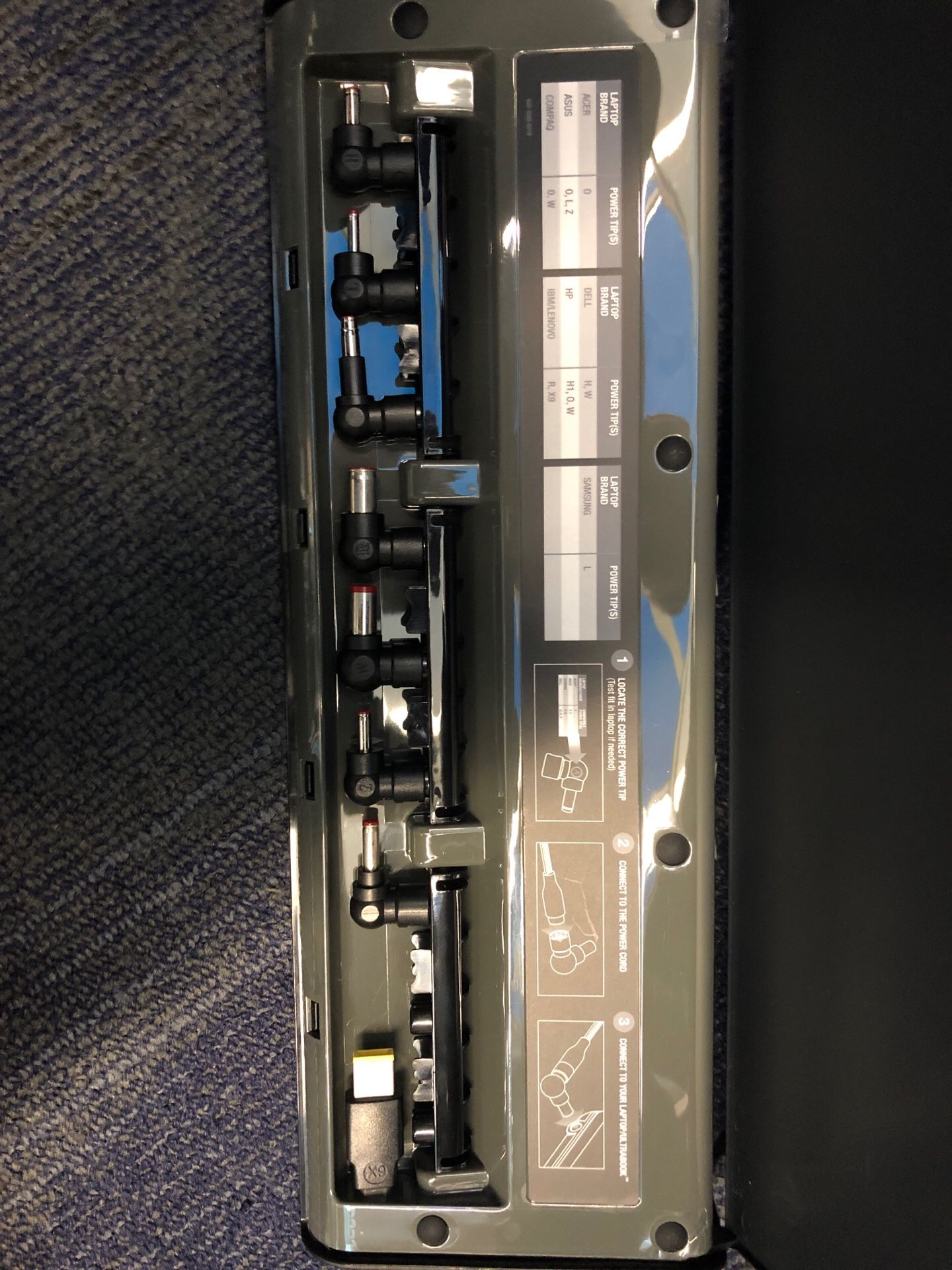 Universal Docking Station Targus ACP77