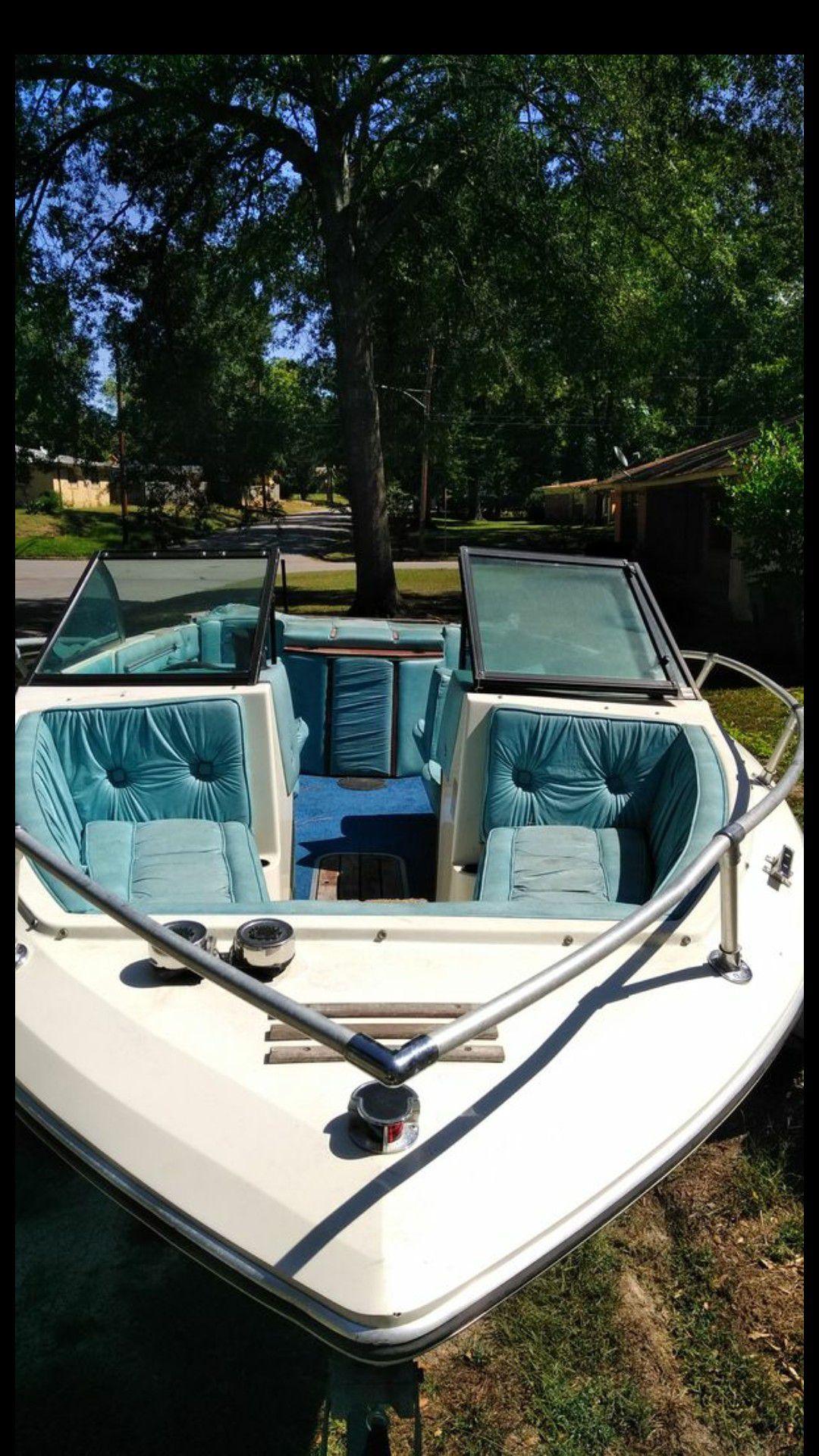 1982 mercruiser celebrity boat I/O