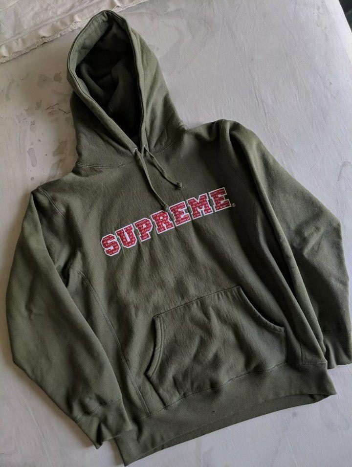 VNDS Supreme hoodie