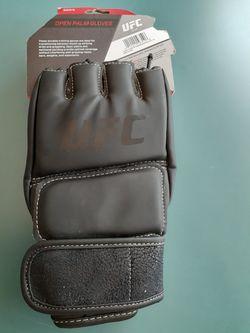 UFC Open palm gloves Thumbnail