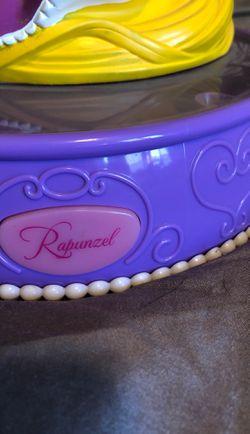 Rapunzel singing piggy bank Thumbnail