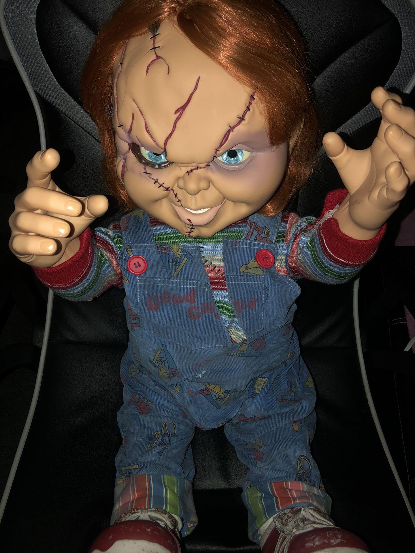 Dream Rush Bride Of Chucky