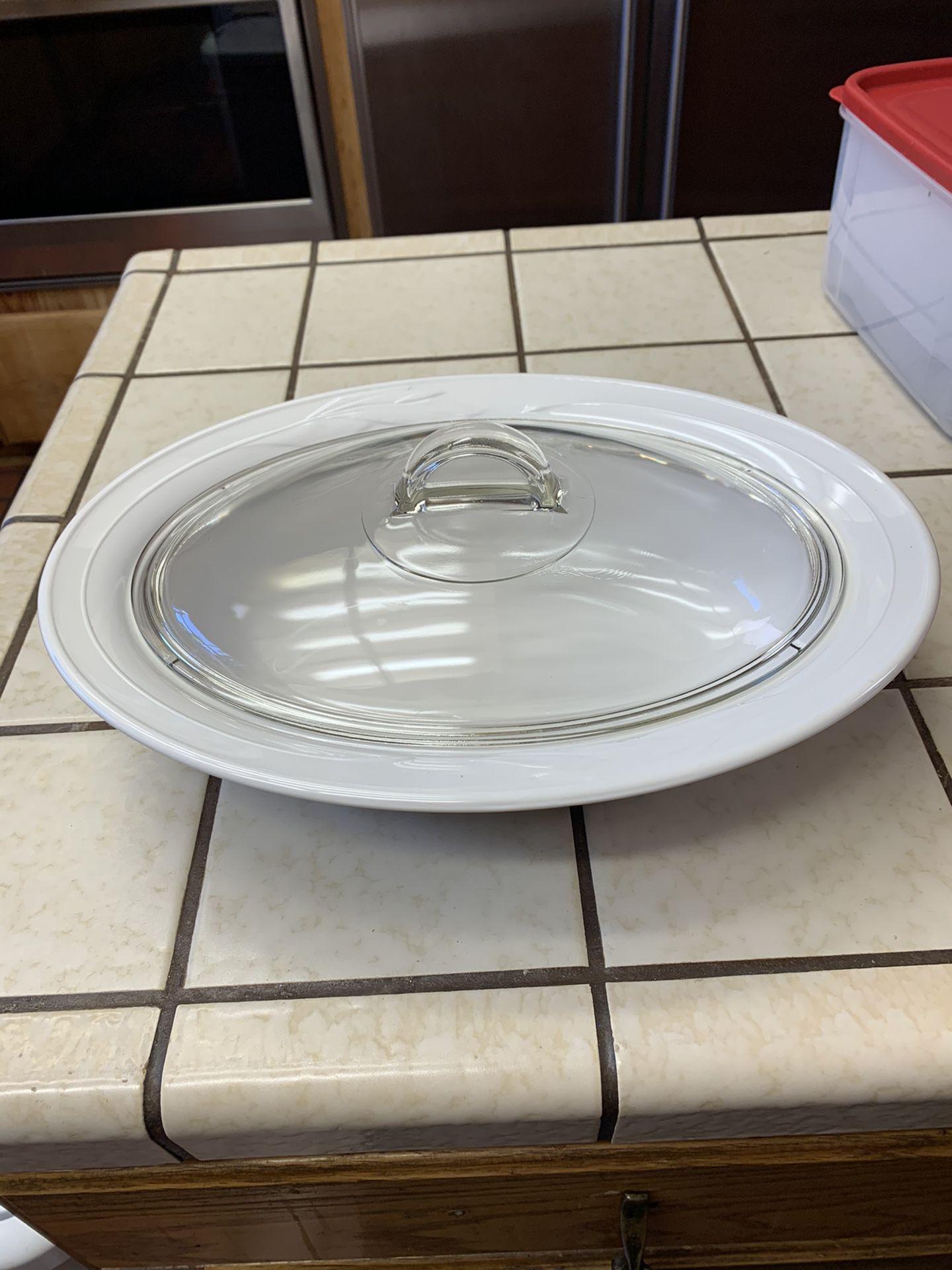 Corningware cookware baking dish