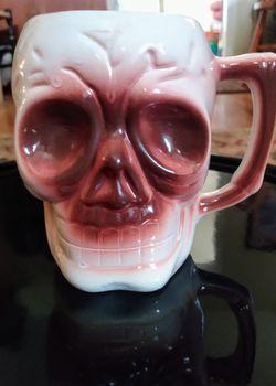 Vintage Halloween Ceramic Mug Thumbnail