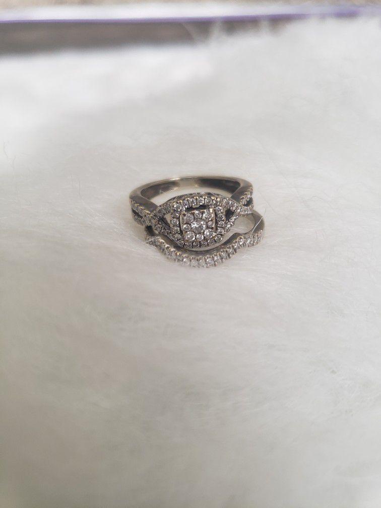 ZALES Gorgeous Wedding/Engagement Set!