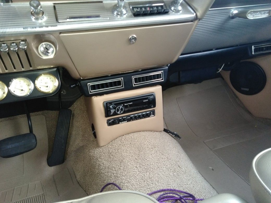 Need center console